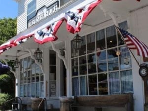 Brewster Store on Cape Cod in Brewster MA