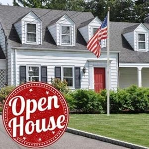Cape Cod Open Houses