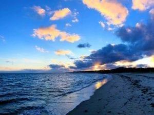 Hyannis Port Beach Cape Cod MA